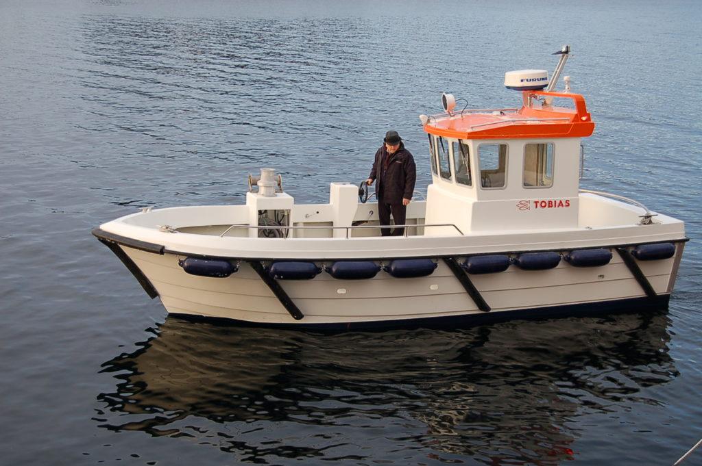 Tobias 25 Admiral