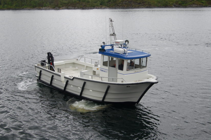 Tobias 33 Arbeidsbåt